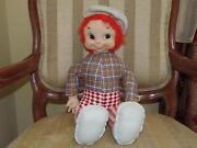 Vintage Rubber Face Doll