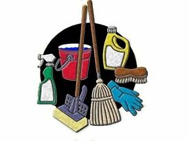 Weekly Cleaning, End of Tenancy, One-Off Services available