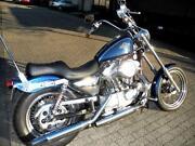 Harley Umbau