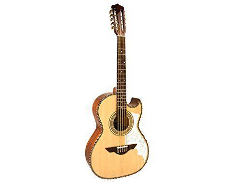 H. Jimenez El Murcielago Acoustic Bajo Quinto Natural