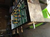 Used Foosball Table