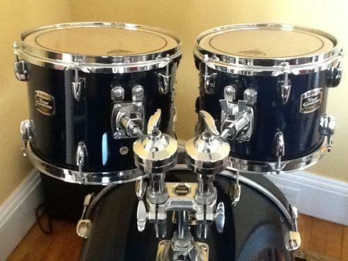used yamaha drums ebay. Black Bedroom Furniture Sets. Home Design Ideas