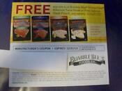 Food Coupon Lot