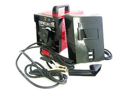 120amp Ac Arc Welder Welding Machine Electrode Stick Mma 110v Welding