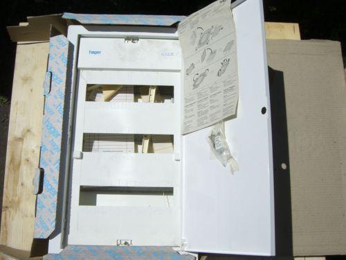 hager up verteiler elektromaterial ebay. Black Bedroom Furniture Sets. Home Design Ideas
