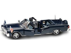 Collector Cars 1961 Lincoln X-100 Kennedy Car Presidential Limousine Limo Ming