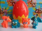 Moshi Monsters Egg