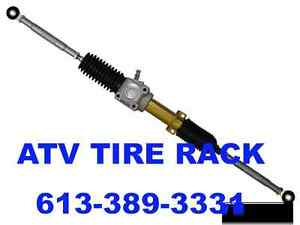 Can-Am Maverick Heavy Duty Rack & Pinion Rack Boss ATV TIRE RACK Kingston Kingston Area image 7
