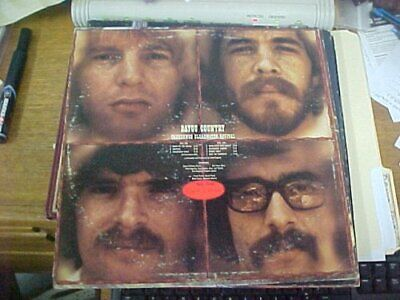 Bayou Country - Creedence Clearwater Revivival LP Vinilo Concord