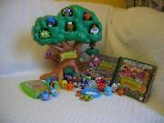 Moshi Monsters Tree