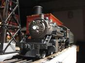 MTH Steam Trains