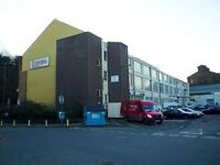 Live Work Unit available to rent in converted warehouse in DA8 Erith