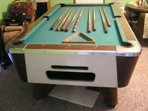 Pool table new used lights felt outdoor covers ebay used pool tables greentooth Choice Image
