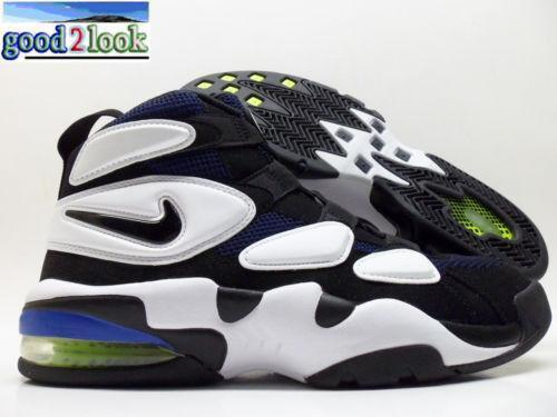 The Nike Air Max Uptempo 2 is the definitive mid-90 s basketball ... 7e848fd95