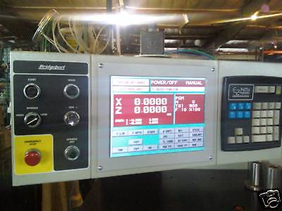 BRIDGEPORT LCD MONITOR KIT EZ-TRAK CNC MILL EZ-PATH DX LATHE EZ-SURF GRINDER