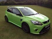 Ford Focus RS Car