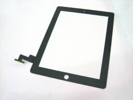 Apple Ipad 2 Touch screen digitizer with free fitting while you wait with no extra cost