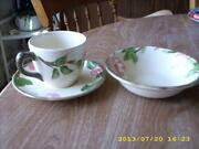 Desert Rose Cup and Saucer