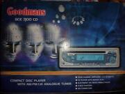 Goodmans CD Player