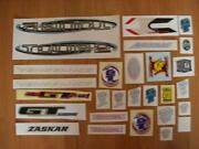 GT Bike Stickers