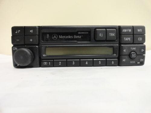Mercedes e320 radio ebay publicscrutiny Images