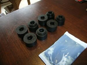 FORD-FALCON-URETHANE-STABILISER-BAR-LINK-BUSHES-NEW
