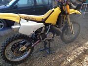 Motocross Bikes 250
