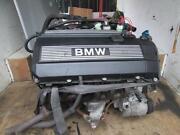 BMW E39 Engine
