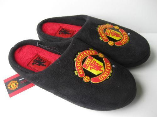 7e1ca50dea4 Manchester United Slippers