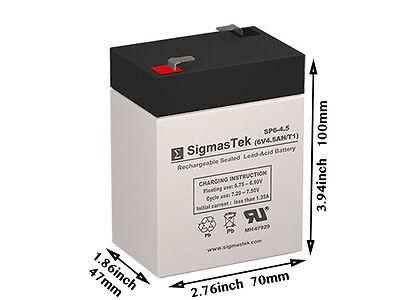 Sureway SW-1003 SLA battery Replacement by SigmasTek