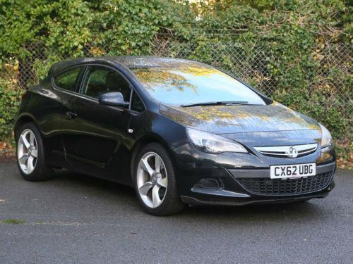 vauxhall astra gtc 1 4 ebay. Black Bedroom Furniture Sets. Home Design Ideas