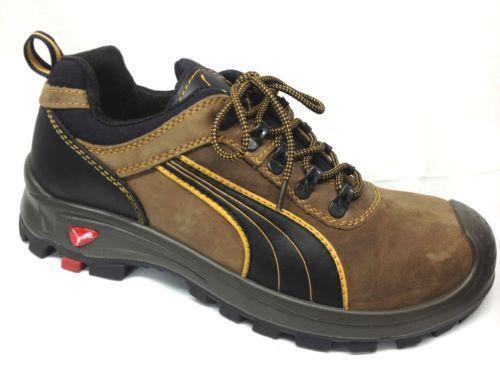 Puma Safety Shoes   eBay