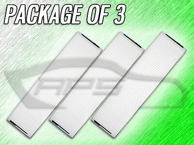 C25490 CABIN AIR FILTER FOR EQUINOX TORRENT VUE XL-7 PACKAGE OF THREE for sale  Shipping to Canada