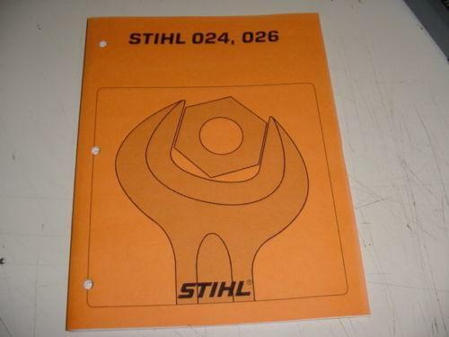 Stihl Repair Manual