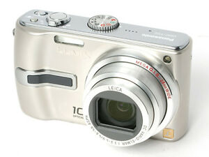 Panasonic Lumix DMC TZ2  6 MP 10x Optical Zoom Leica lens