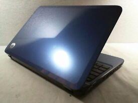HP Pavilion G6 AMD A8-4500M 750GB HDD 8GB RAM Windows 10 Laptop