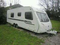 4 Berth Superior Caravan- Bessacarr Cameo 625 GL - 2010
