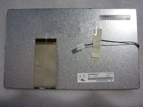 "8"" inch LCD screen Hannstar HSD080IDW1-C00 GPS DVD Display Replacement #H1931 YD"
