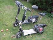 Benzin Scooter
