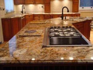 ★ Kitchen & Bathroom Countertops ★ Granite & Quartz 647-479-9874