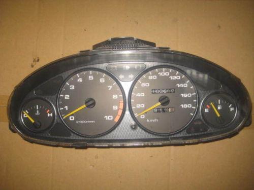 Type R Cluster – Jdm Integra Sport Tachometer Wiring Diagram