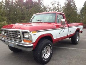 Looking for a 1973-79 Ford F-150 4x4