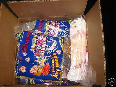 Popcorn Serving Kit For Party Of 100 Includes Bagssaltseedsoil