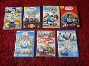 Thomas DVD Bundle