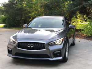 INFINITY 2014 Q50 FOR SALE