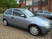Vauxhall Corsa Diesel Car