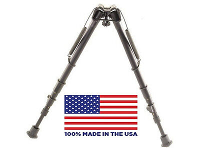 Hb25c Harris Bipod   Extends From 13  To 27    100  Made In The Usa   1A2 25C