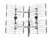 Get FREE HD Channels with HDTV Antenna