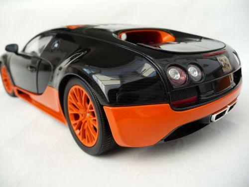 bugatti veyron 1 18 ebay. Black Bedroom Furniture Sets. Home Design Ideas