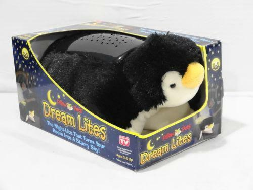 Bright Light Animal Pillow Pets : Penguin Pillow Pet eBay